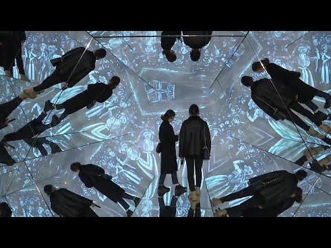 Τιφλίδα: Μουσείο ψηφιακής τέχνης με ολογράμματα