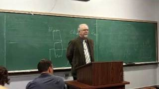 Richard Bulliet - History Of The World To 1500 CE (Session 17) - Inner And East Asia, 400-1200