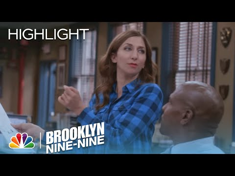 Brooklyn Nine-Nine 2.11 (Clip 'Pantsuit of Armor')