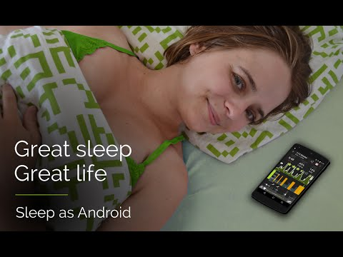 Video of Sleep as Android Unlock
