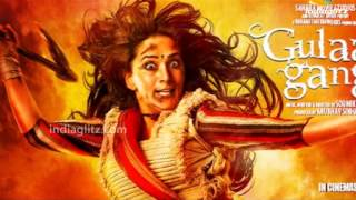 Madhuri Dixit's 'Gulaab Gang' First Look   Hindi Latest News   Trailer   Juhi Chawla, Mahie Gill