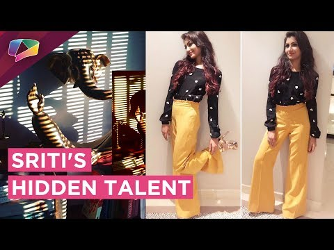 Sriti Jha's Unknown Passion REVEALED |