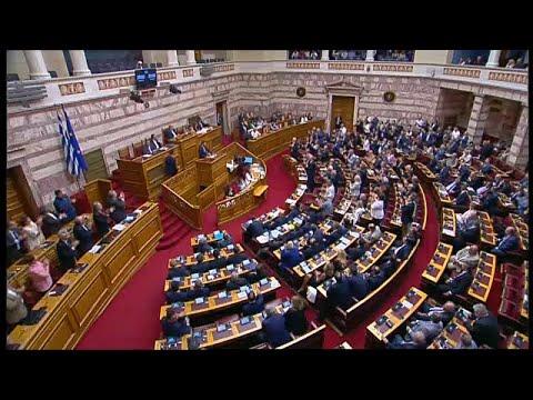 Συζήτηση για την ψήφο εμπιστοσύνης: Πολιτικές διεργασίες και σενάρια συναλλαγών…