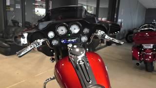 7. 656395   2013 Harley Davidson Street Glide   FLHX