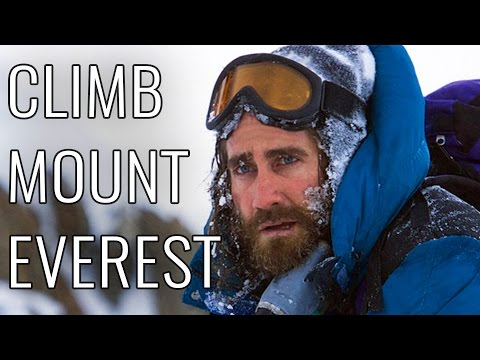 How To Climb Mount Everest