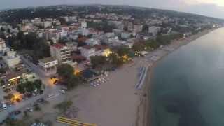 Neoi Epivates beach, Thermaikos Riviera