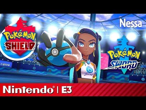 Full Presentation de Pokémon Bouclier