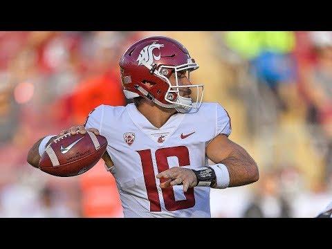 Washington State QB Gardner Minshew || 2018 Season Highlights