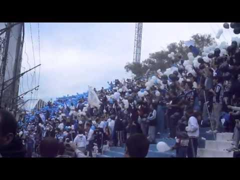 Hinchada de Almagro vs Atlanta (Semifinal Reducido) - La Banda Tricolor - Almagro