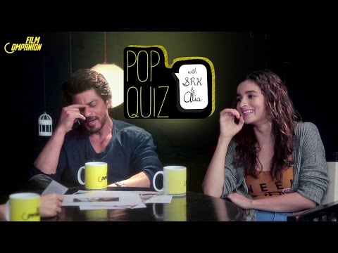 Shahrukh and Alia Reacts to Internet Meme