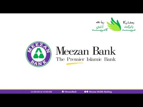 Meezan Bank - Riba Free
