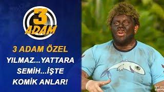 Video 3 Adam'dan Muhteşem Survivor Skeci! | 3 Adam MP3, 3GP, MP4, WEBM, AVI, FLV Mei 2018