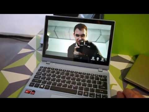 Acer Aspire V5 Notebook Hands On