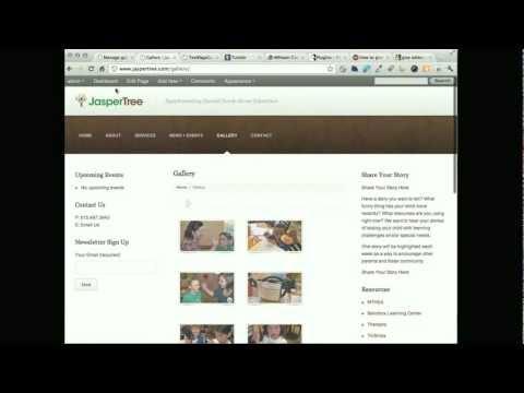 Fancy Gallery WordPress Plugin Tutorial