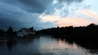 Caversham United Kingdom  City pictures : Caversham Bridge TimeLapse Reading Uk
