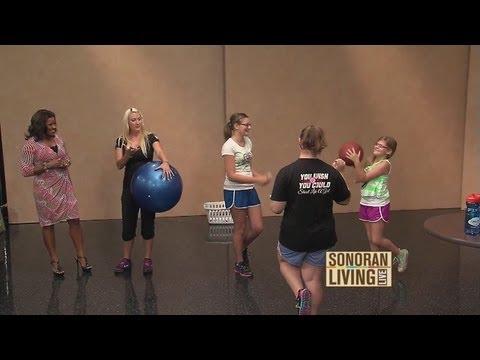 TriVita Wellness Center offers fitness fun for kids