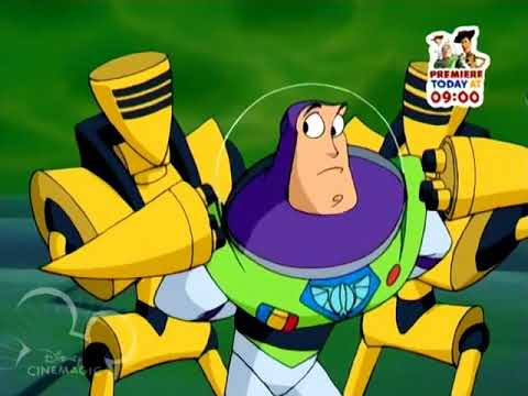 Buzz Lightyear of Star Command   episode 10   The Main Event