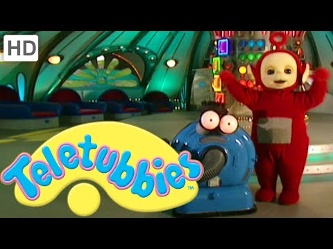 Teletubbies: Naughty Soap - HD Video