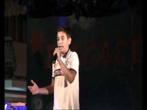 Panza Festival 2010 - Junior Canto
