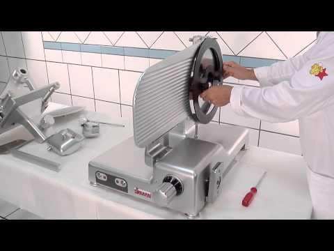 SIRMAN Affettatrici - Slicers - Slicing machines