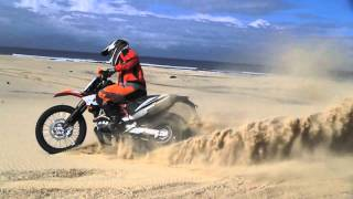 8. Review KTM690 - First Impressions - handling