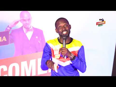 Alex Muhangi Comedy Store May 2019 - Mc mariachi Reloaded