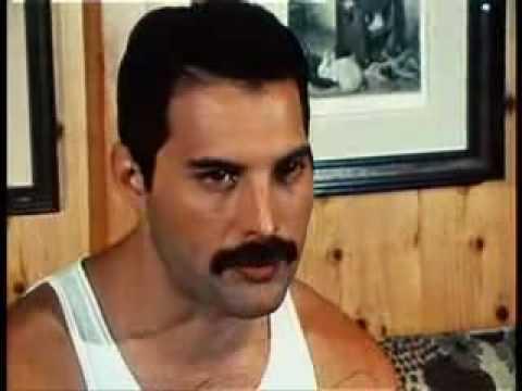 Interview Freddie Mercury part 1 (sous titres francais)