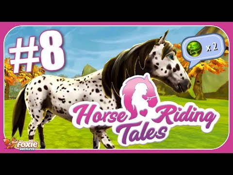 CAPTURING MY FIRST RARE! 🐎 HORSE RIDING TALES - LET'S PLAY #8