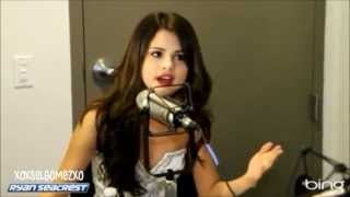 Selena Gomez- Taylor Swift is Very Happy Right Now - Interview - On Air With Ryan Seacrest [HD]