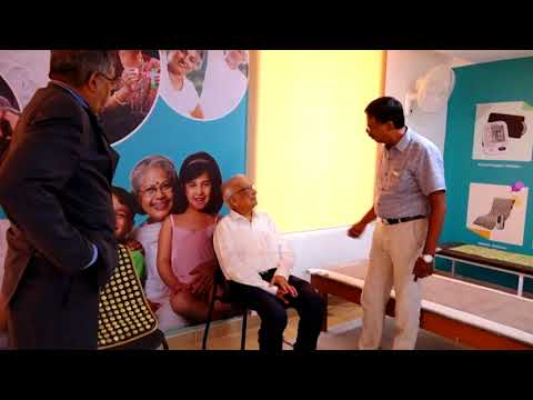 Senior Welfare Product & Experience Centre at Covai's PolyCare