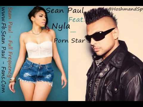 Sean Paul Feat.Nyla - Porn Star (Full Frequency 2013) (видео)