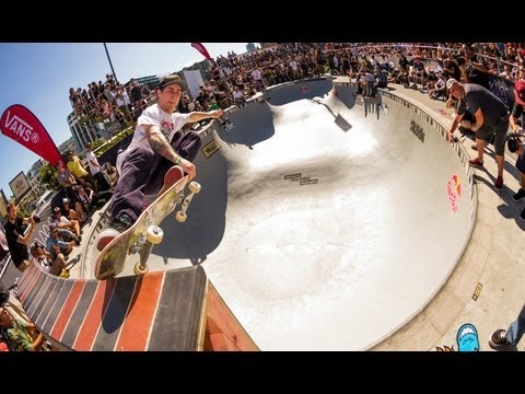 vans - The world's best bowl skaters descended on Wellingtons iconic Waitangi Park in New Zealand, competing in one of the most prestigious skate events of the year...