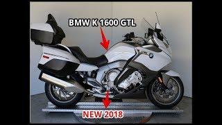 3. 2018 BMW K 1600 GTL NEW