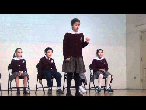 Emielyn performs
