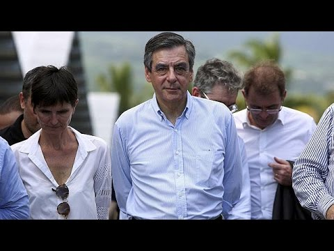 Φρανσουά Φιγιόν: Προεκλογικός αγώνας στο νησί της Επανένωσης