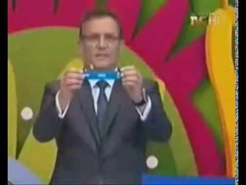 Vídeo diz que Valcke manipulou sorteio da Copa do Mundo