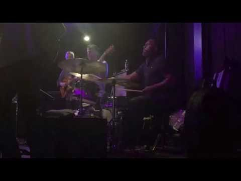 "Nate Smith w/John Patitucci Electric Guitar Quartet ""Jack Johnson"" @ Dazzle, Denver"