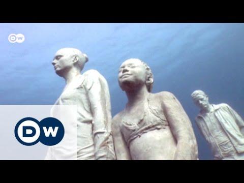 Unterwasser Museum Lanzarote