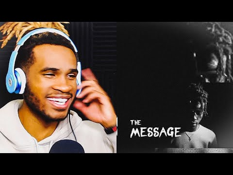 FLAME - THE MESSAGE | REACTION VIDEO
