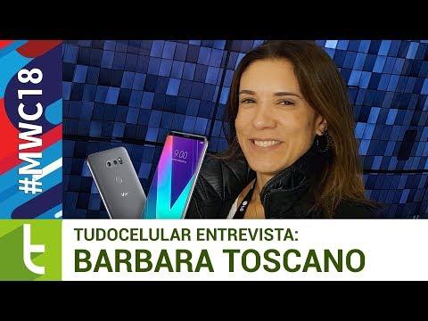 Tudocelular - V30s no Brasil? LG responde a esta e outras perguntas #entrevista #MWC18