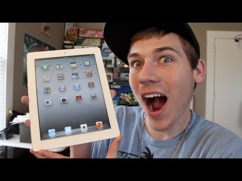 New iPad Giveaway%21