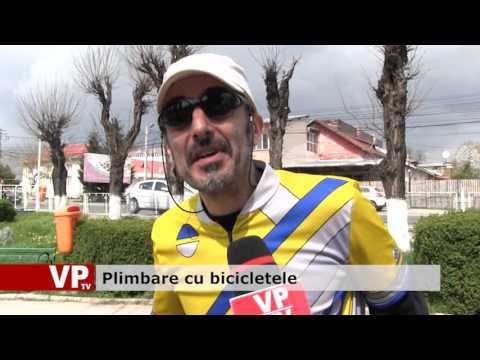 Plimbare cu bicicletele