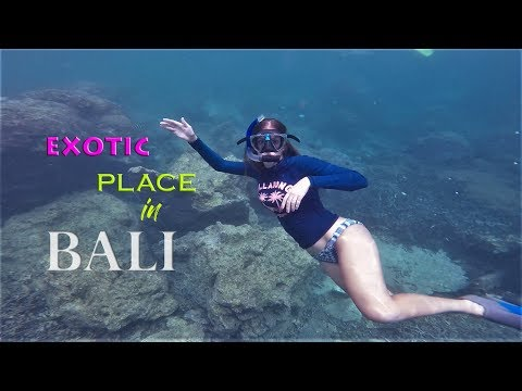 Exotic Place In Bali