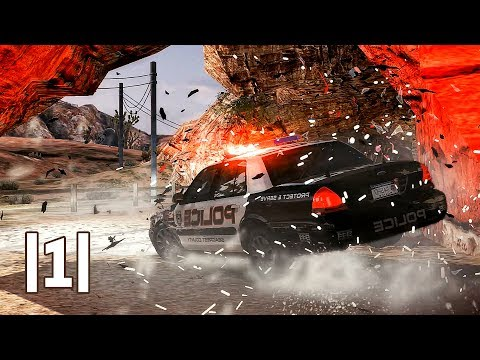 Need for Speed: Hot Pursuit │ Padouši proti Policistům