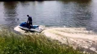 1. Yamaha xlt 800 acceleration