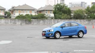 Test Drive: 2012 Chevrolet Sonic 1.4 MT/AT