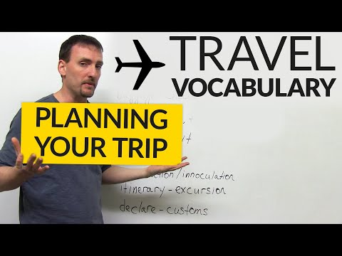 how to plan a trip a year in advance