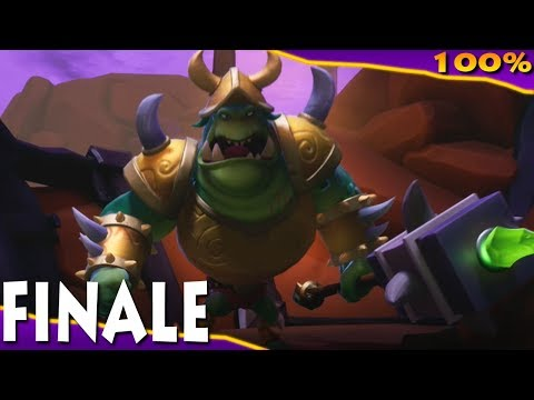 Spyro the Dragon: Reignited Trilogy (ITA)-33-FINALE- BOSS Nasty Norc [100%]