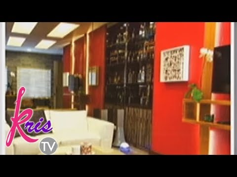 Kris TV: Take A Tour Inside Coco Martin's House