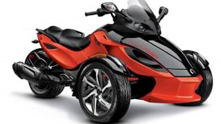 10. 2014 Can Am Spyder RS S HD